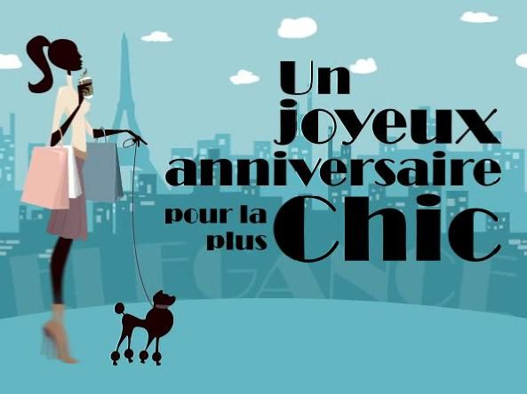Carte virtuelle anniversaire paris