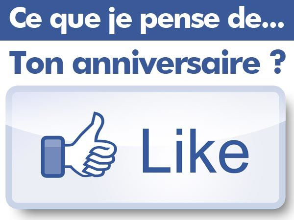 Carte Facebook Like