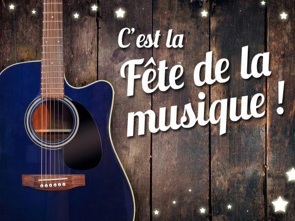 Fête de la musique !