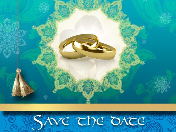 Save-the-date orient