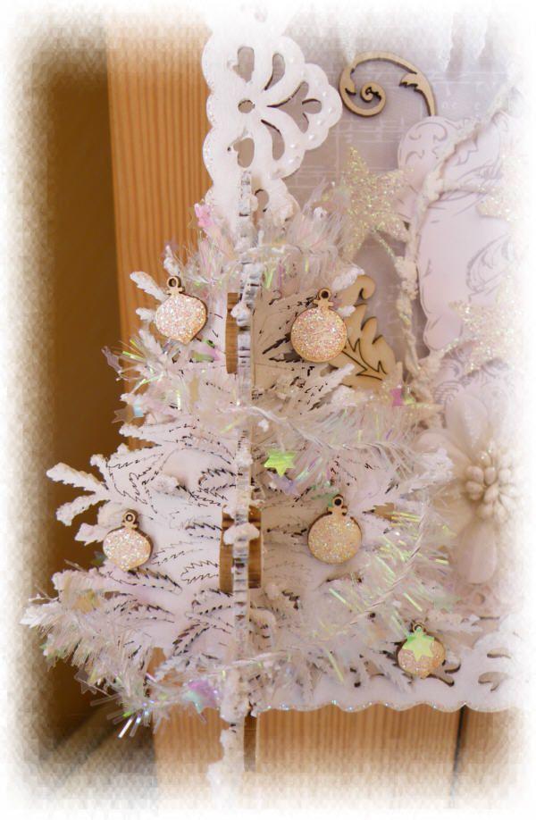 cadre Noël avec mini