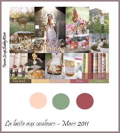 boite aux couleurs mars 2011