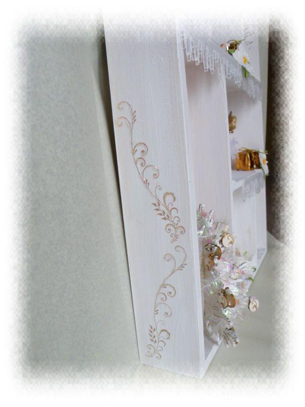 cadre Maline noël 2010 détail 09