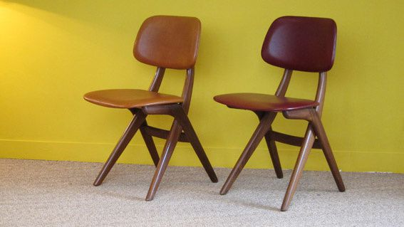 Pelican chairs 60