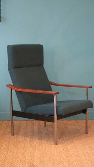 Fauteuil DutchDesign inclinable 60