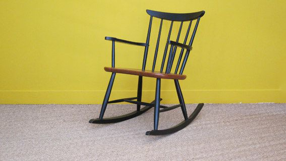 Rocking chair Pastoe