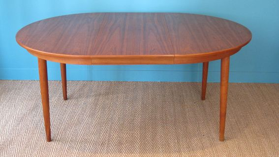 Table ronde 1960 Teck 2
