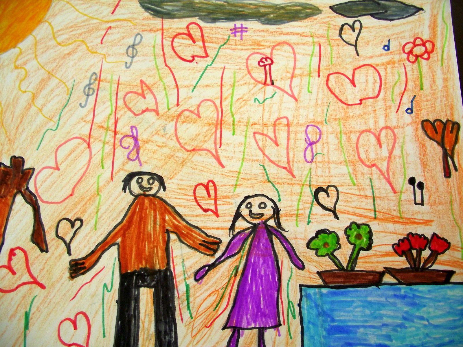 """A l'occasion de la Fête des Mères et des Pères, l'A.C.A.T. organise un concours de dessins d'enfants en partenariat avec les écoles Marcel Pagnol et Marie Curie ainsi que l'association """"Fadadecuba"""" qui exposera les dessins place de la gare."""