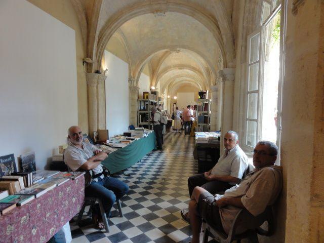 3 ème Salon du Livre Ancien organisé par Mr Pierre Brillard, Librairie Ancienne et autres Trésors.