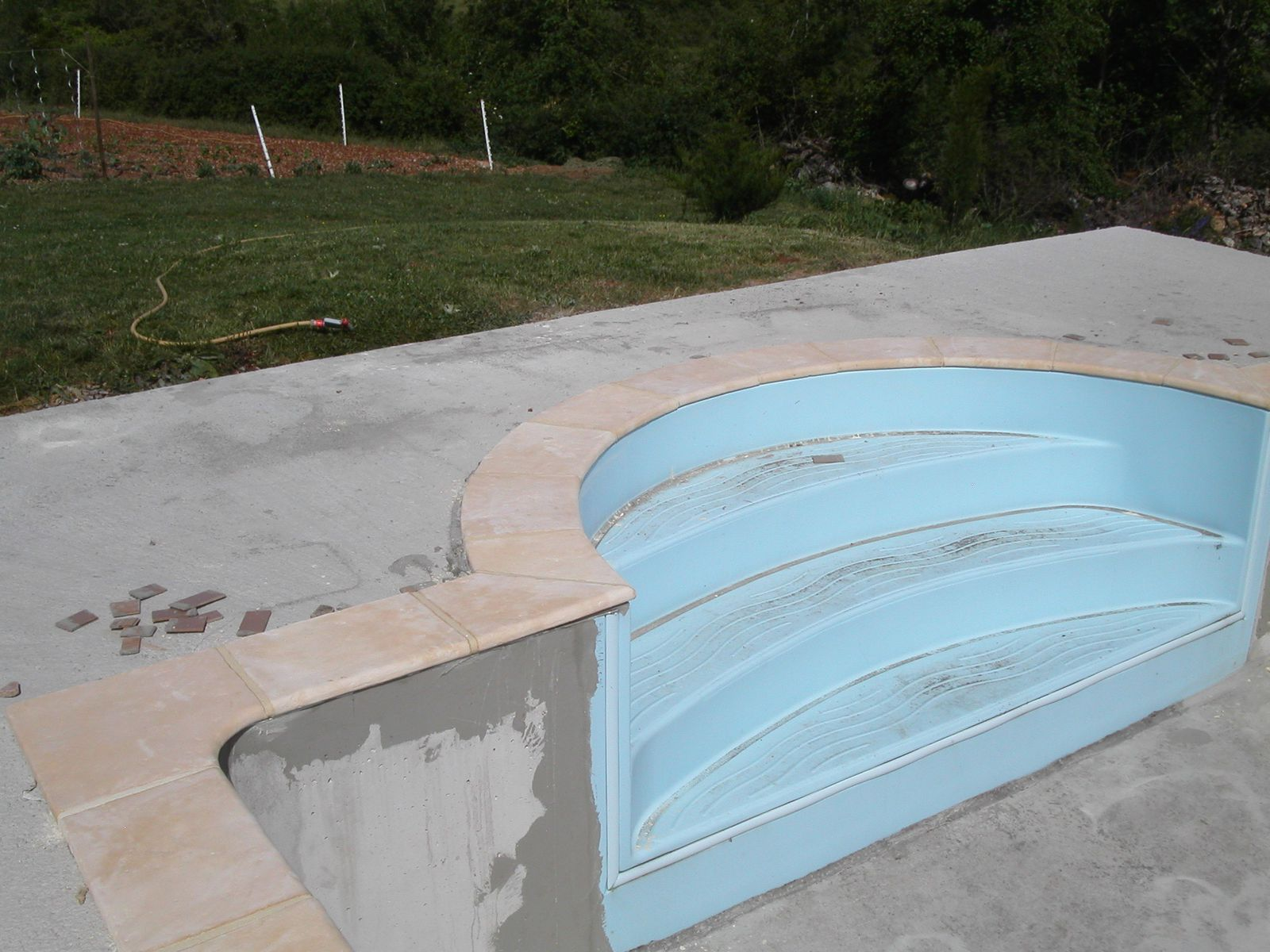 La Construction Du0027une Piscine Beton