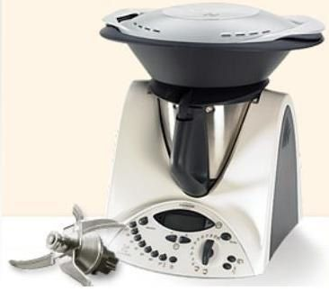 THERMOMIX 31 PRESENTADORA 