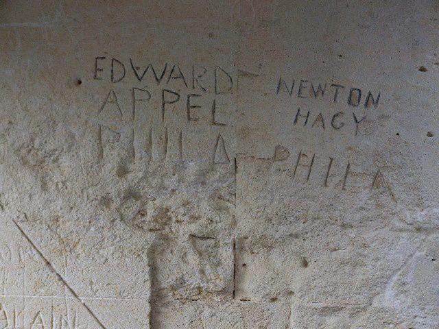 Appel Edward : château de Fère en Tardenois