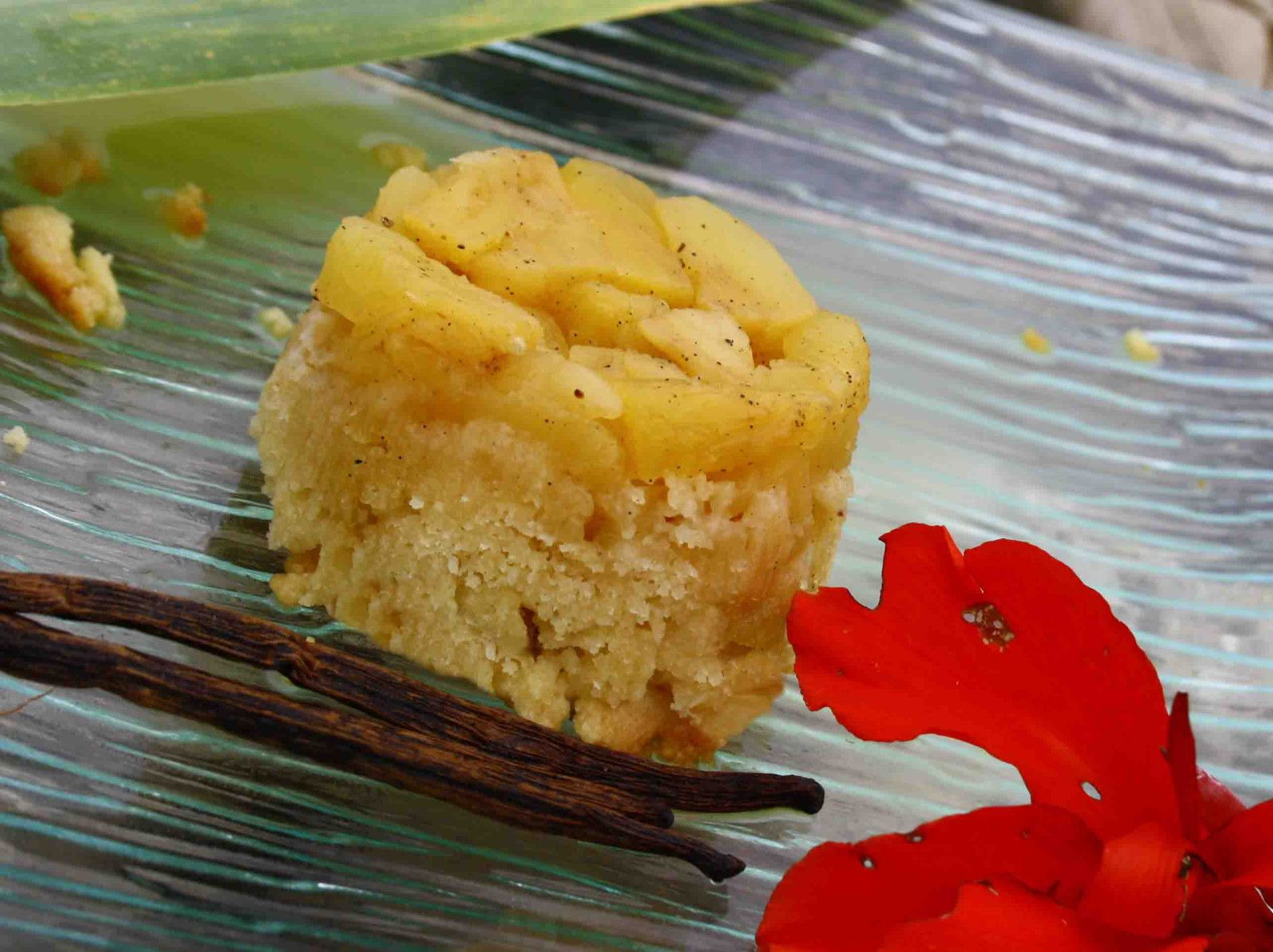 crumble ananas coco square home news