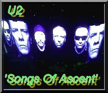 U2 Songs Of Ascent 2010 Magnificent 2011 new Album record