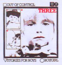 U2 U23 Boy Girl Out of control Stories for boys