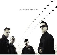 U2 Beautiful Day Fantastic Single