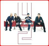 U2 Get On Your Boots Sexy Boots 2009 Single