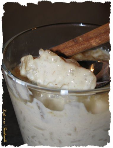 Riz au lait à la vanille et à la cannelle (5)