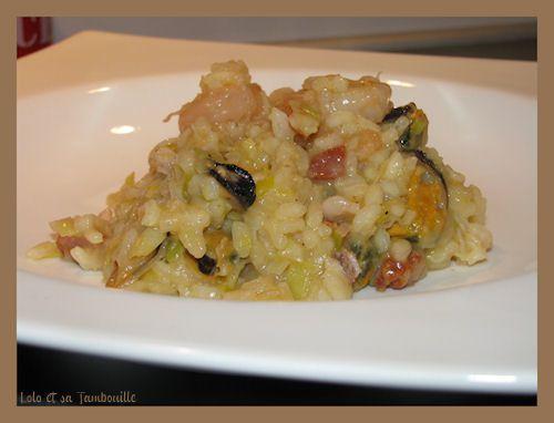 Risotto-aux-poireaux--chorizo-et-fruits-de-mer--1-.JPG