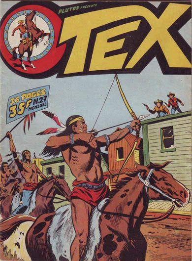 Plutos présente Tex n°27