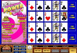 Deuces and Joker Power Poker - MicroGaming Video Poker - Rizk.de