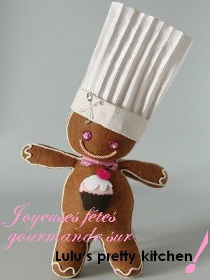 ginger gourmand