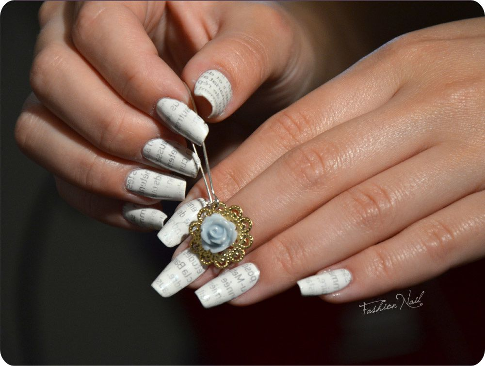 Nail Art Journal Pictures - Nail Arts