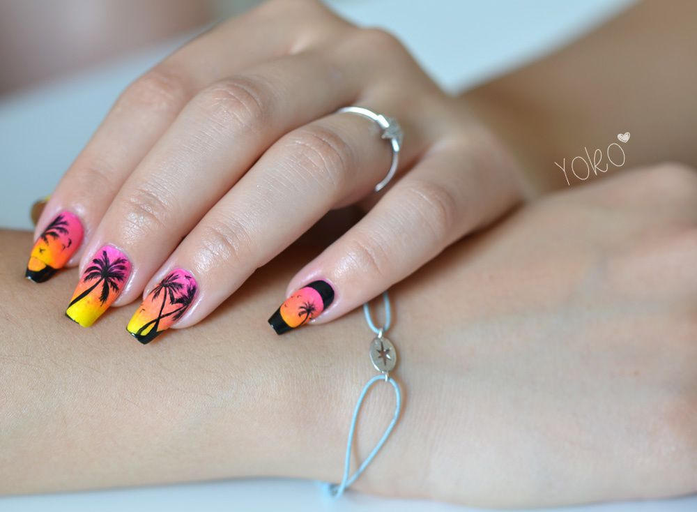 Nail Art Miami Nailarts Ideas