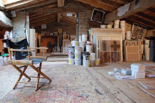 Ateliers le blog de gladis - Atelier artiste peintre ...