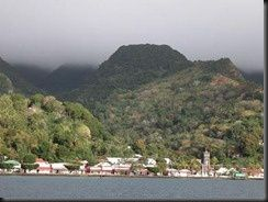 Levuka from sea