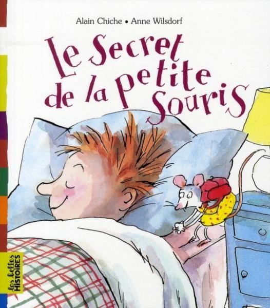 Albums et romans adaptes dys les cahiers de juju - L histoire de la souris ...