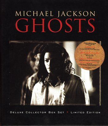 fin d 39 annee 97 sortie coffret ghosts michael jackson. Black Bedroom Furniture Sets. Home Design Ideas