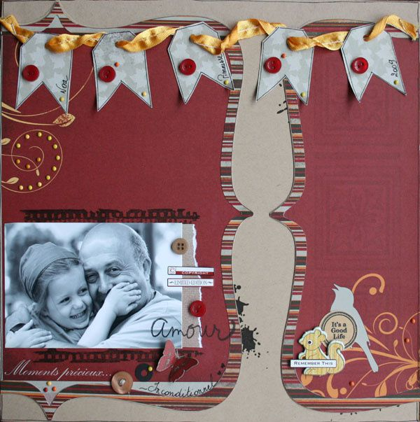 page amour incontionnel