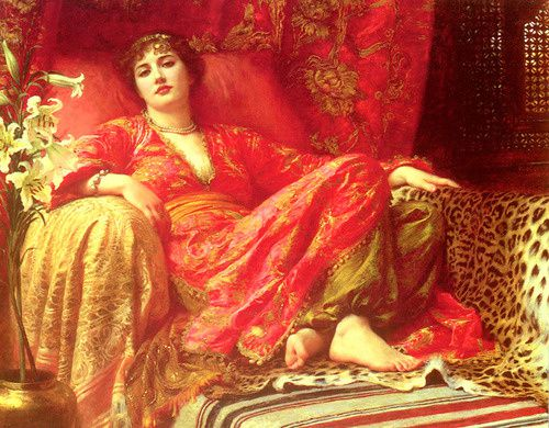 Dicksee Sir Frank Passion+arc large