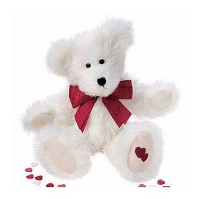 OURS PELUCHE COEURS