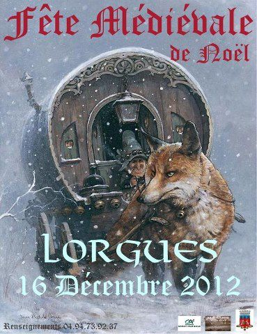 affiche lorgues web