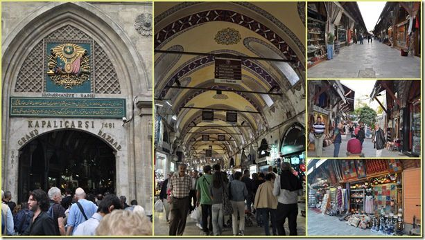 grand bazaar, arasta bazaar, istanbul