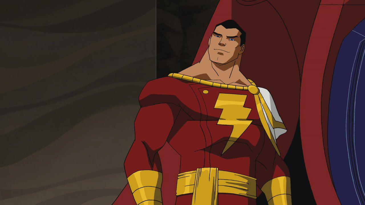 captain marvel young justice