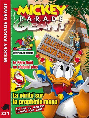 mickey parade geant novembre 2012