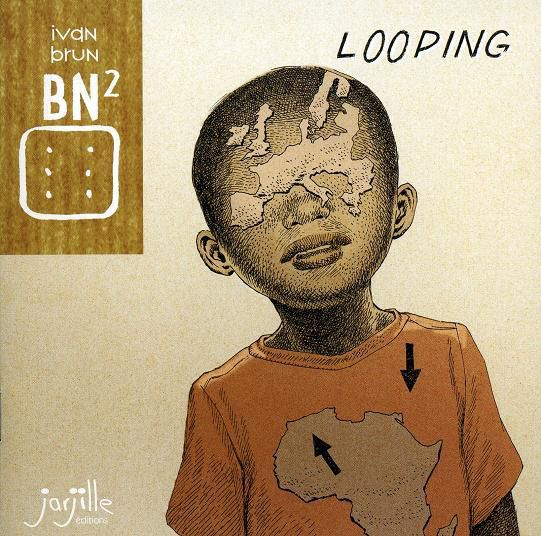 Couverture BN looping ivan brun