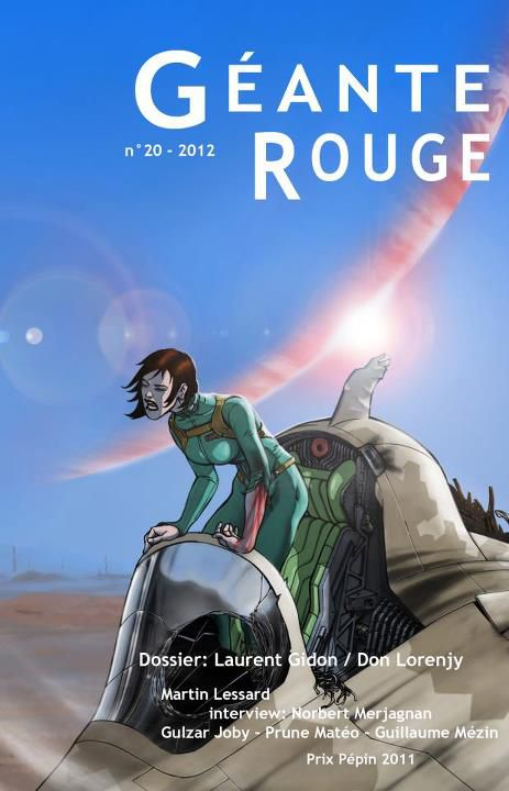 geante rouge 2012