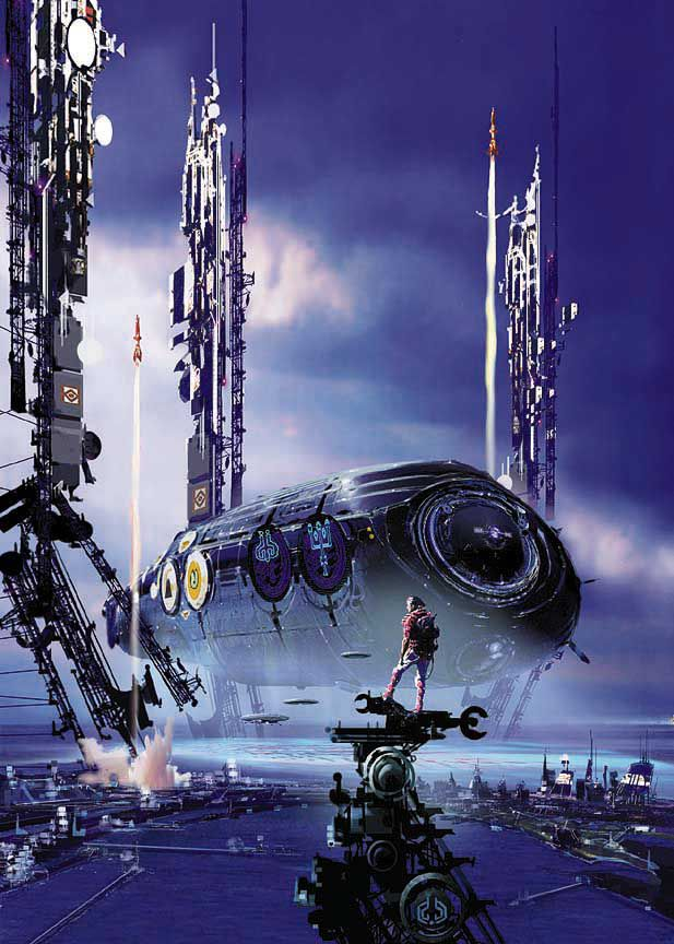 Stephan Martiniere COSMO