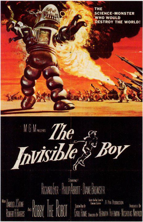 The Invisible Boy (1957) - Herman Hoffman