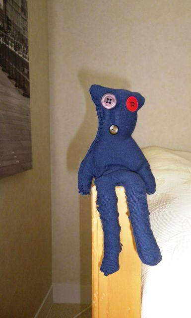 Ptit ours bleu 1
