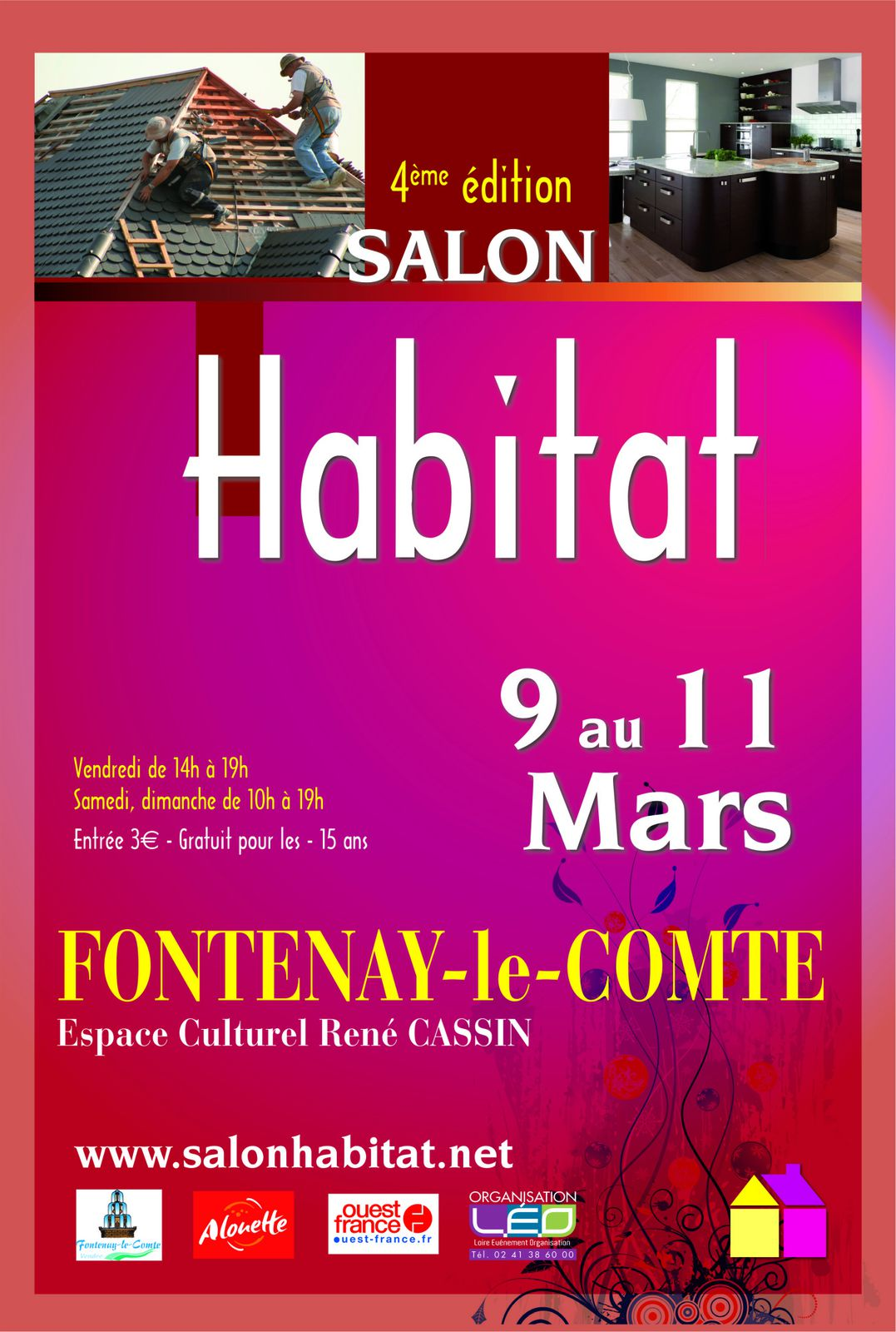 salon de l 39 habitat soir e d tente et expo vos agendas fontenay le blog. Black Bedroom Furniture Sets. Home Design Ideas