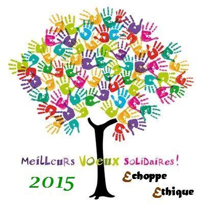Meilleurs voeux solidaires 2015