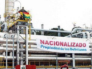 nationalisation-bolivie