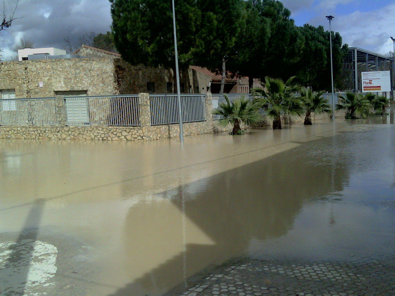 Río Genil Marzo 2010