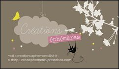VistaPrint_CarteDeVisite ephemere