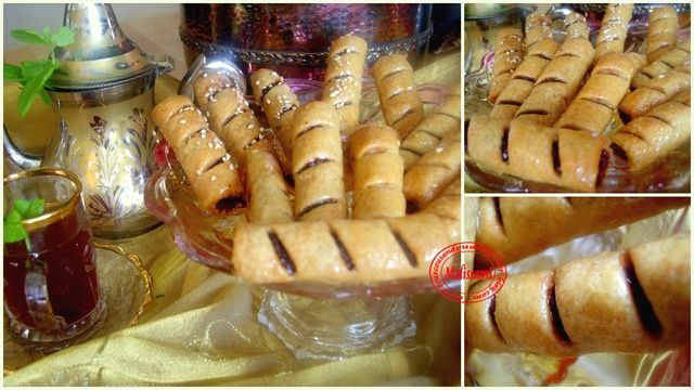 Economic and easy algerian cakes for aid eid couscous and pudding tmar3 forumfinder Images